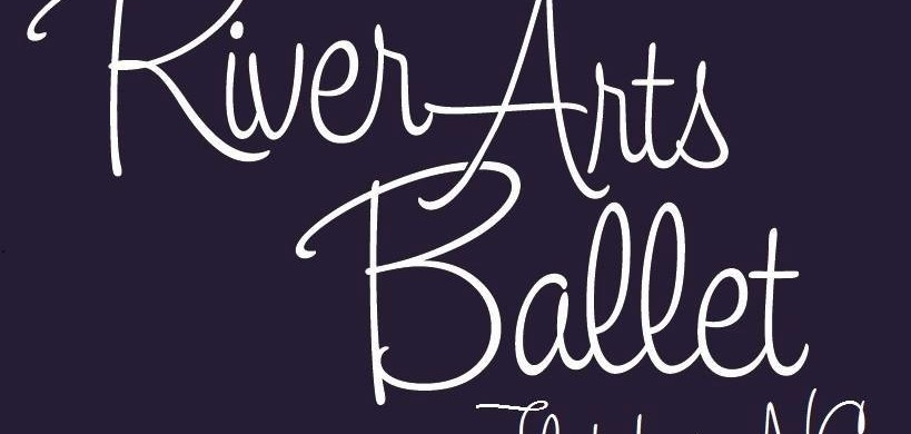 River Arts Ballet Logo
