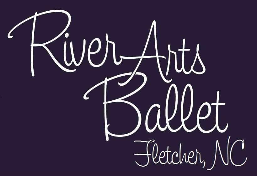 River Arts Ballet Logo