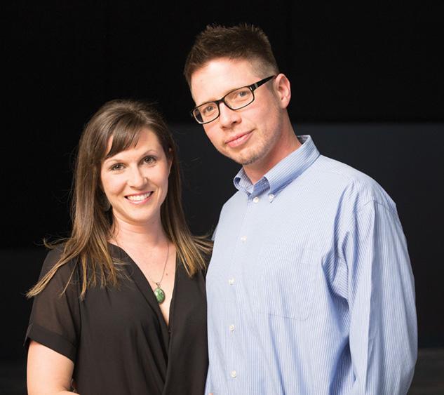 David and Laura