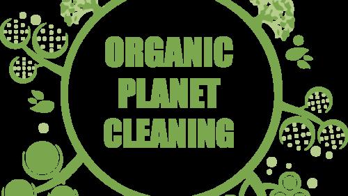 Organic Planet Logo