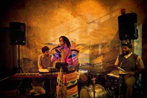 Siamese Jazz Club performs at 5 Walnut