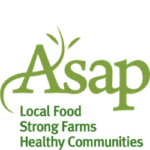 Appalachian Sustainable Agriculture Project (ASAP) logo