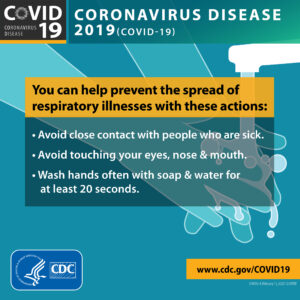 How to prevent the spread of COVID-19