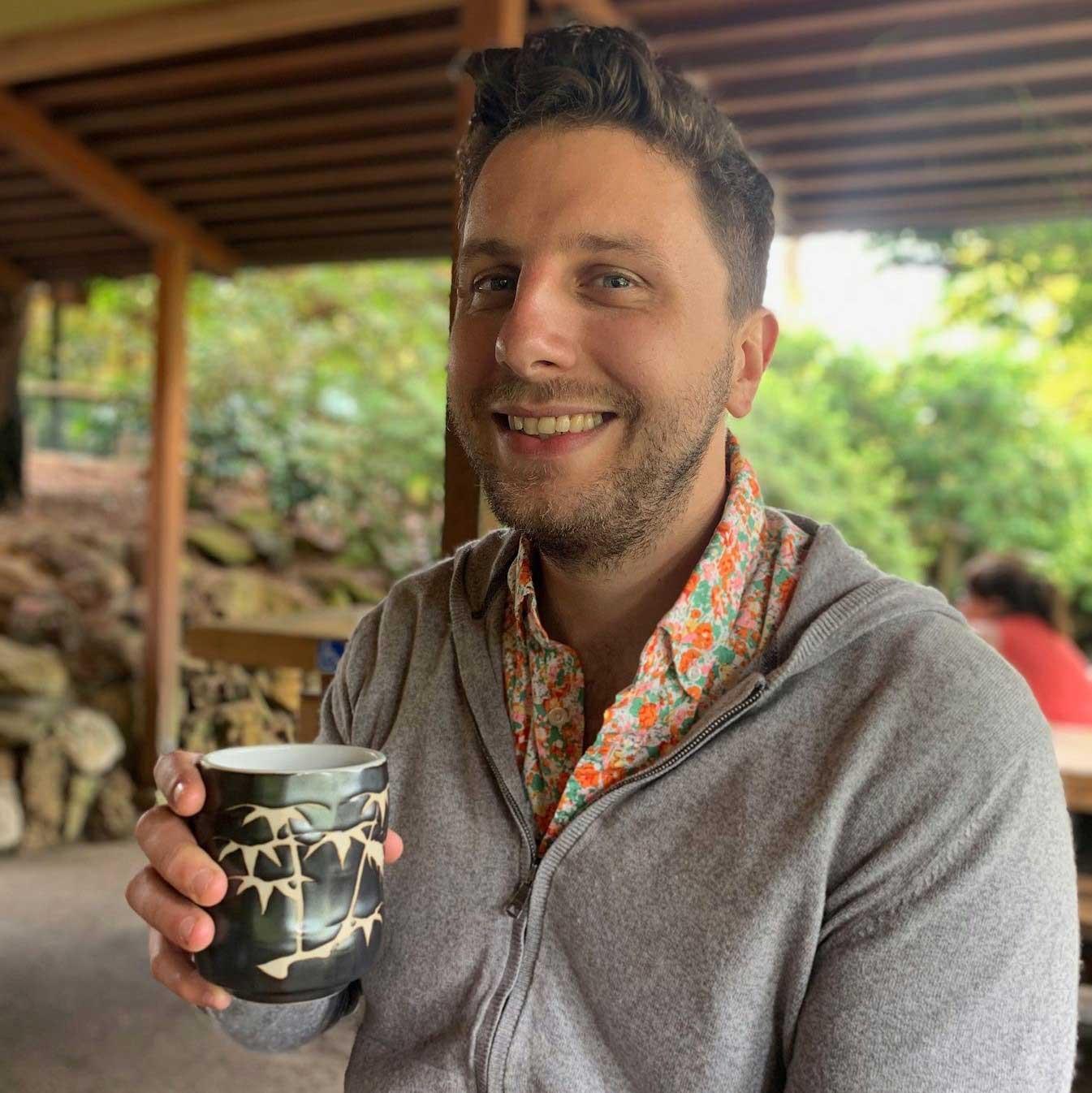 Mountain BizWorks business coach, Jesse Michel