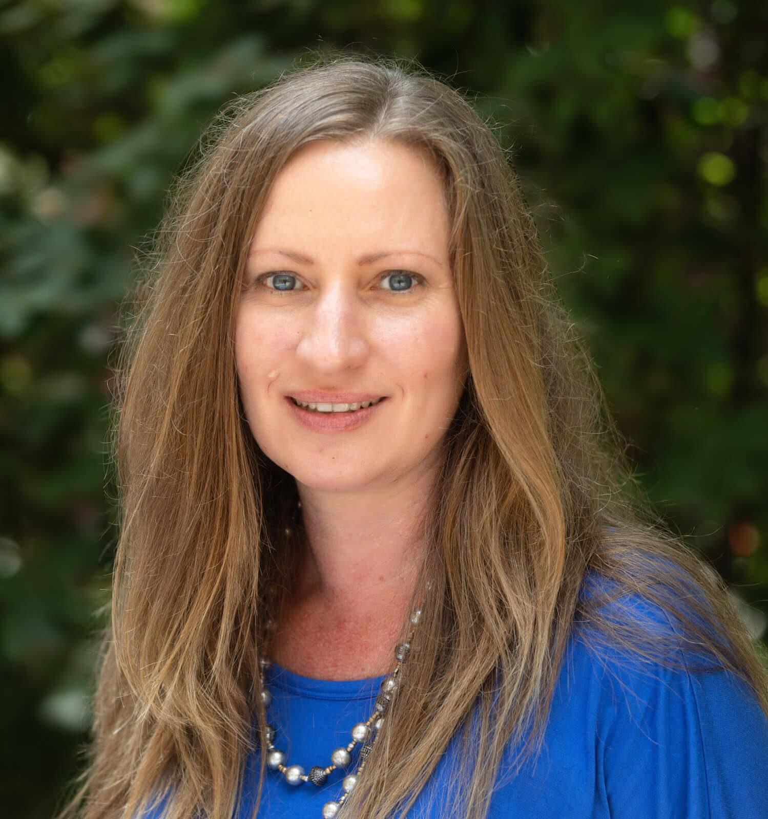 Ingrid Sander, staff member at Mountain BizWorks