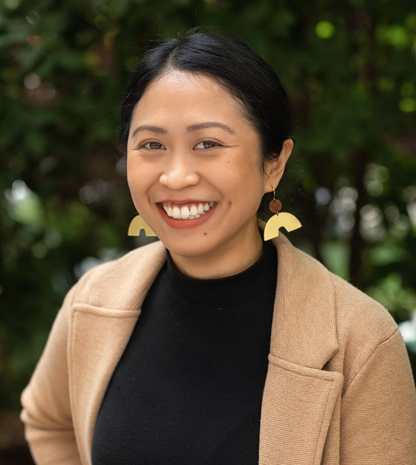 Kareen Boncales, staff member at Mountain BizWorks