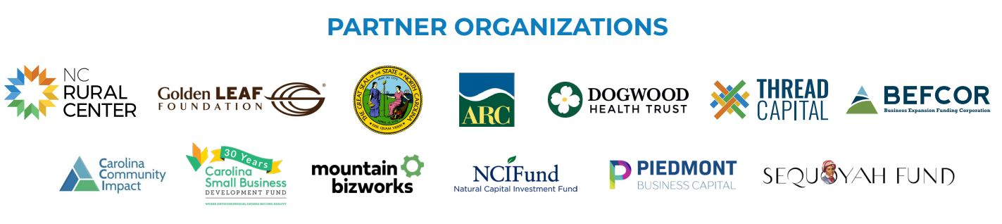 Mountain BizWorks sponsors and partners