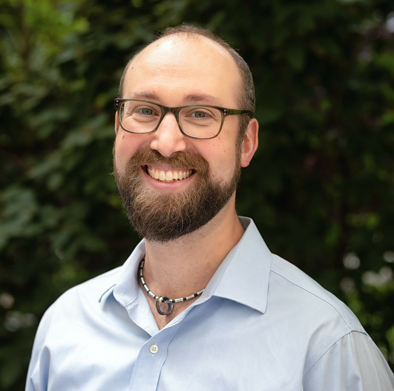 Noah Wilson, staff member at Mountain BizWorks
