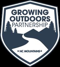 Growing Outdoors Partnership logo